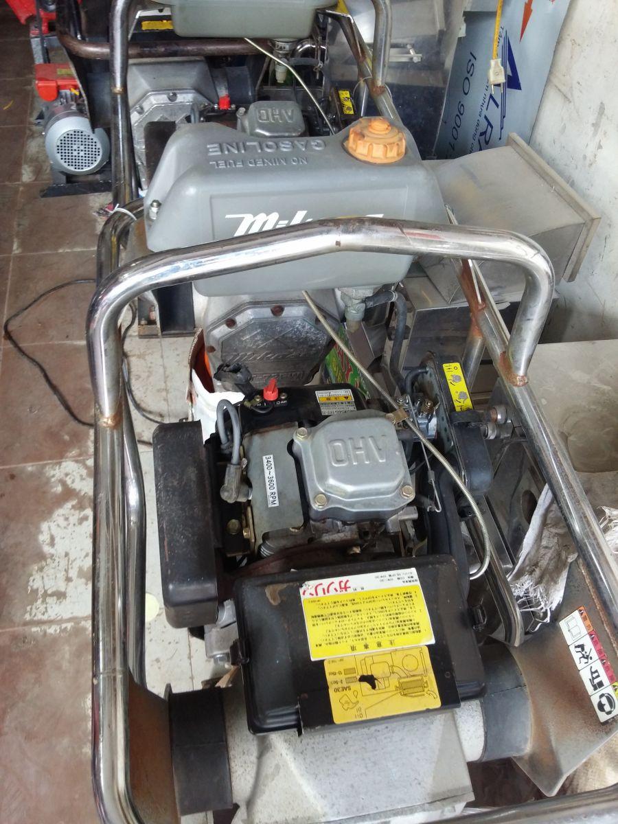 Máy đầm cóc Mikasa MT55 Nhật Bãi