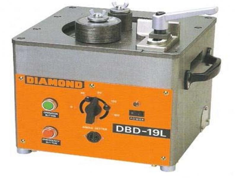 Máy uốn sắt Diamond DBD – 19L