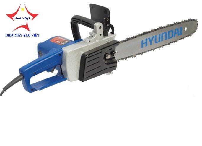 Máy cưa điện Hyundai HCX405 405mm