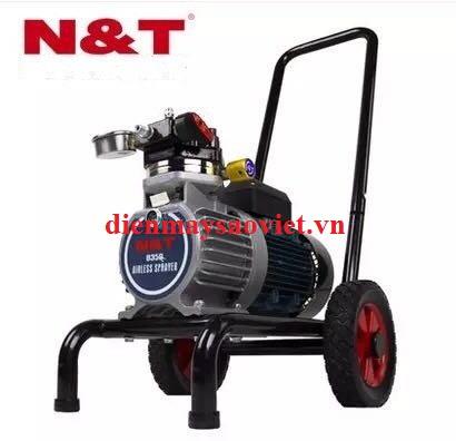 Máy phun sơn N&T 8350