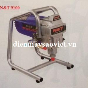 Máy phun sơn N&T 9100