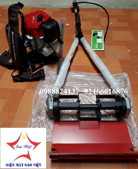 Máy xạc cỏ cầm tay chữ Y Mitsu 550