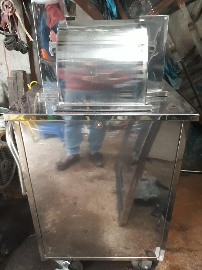 Máy ép nước mía Cao cấp SV03 (1 cây, nửa bàn)