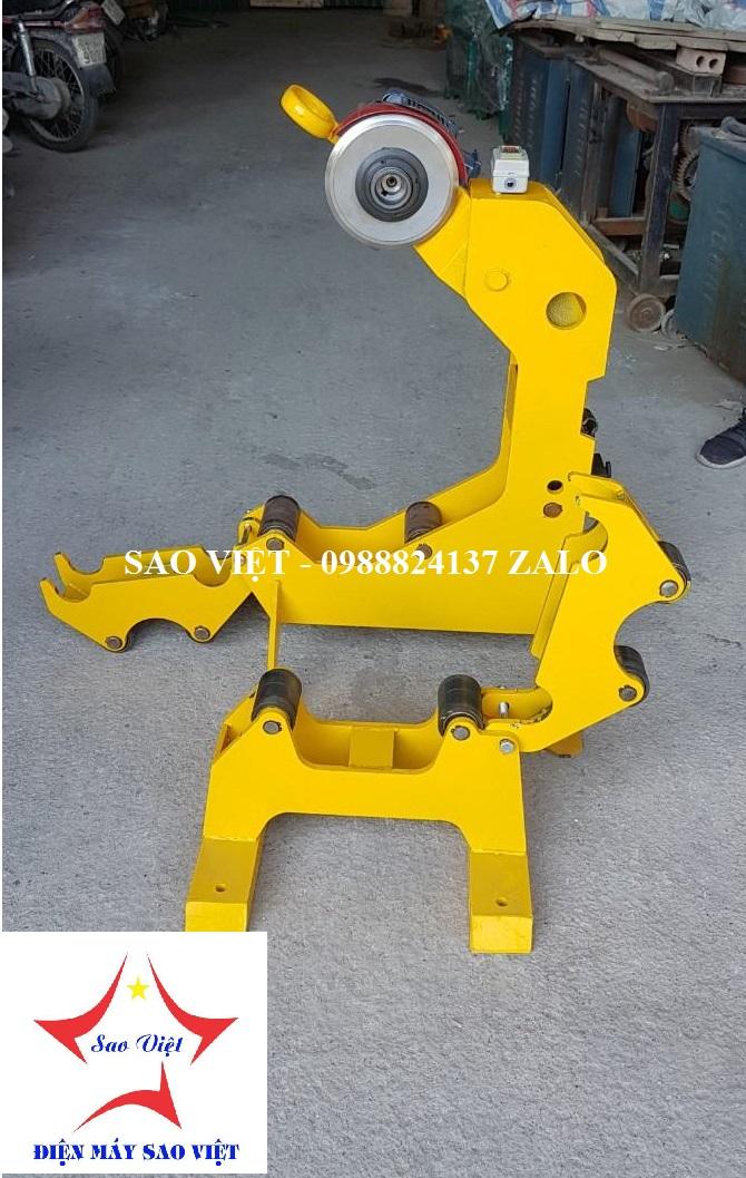 Máy cắt ống thủy lực SV420