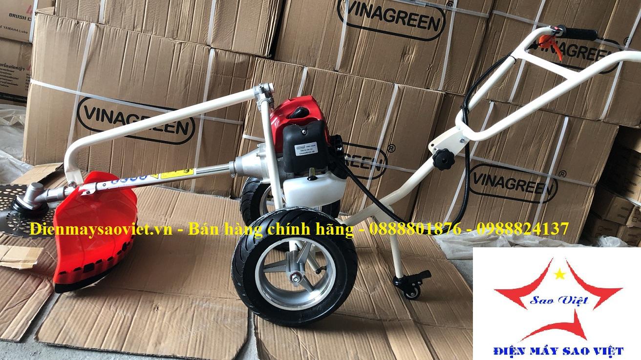 Máy cắt cỏ đẩy tay Vinagreen 1E44F