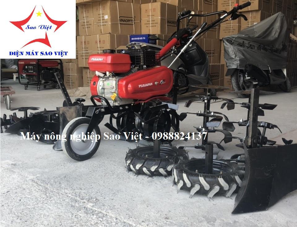 Máy xới đất đa năng FUJIJAPAN FJ601