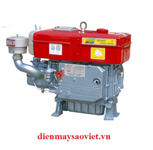 Động cơ nổ Diesel D12 làm mát bằng nước