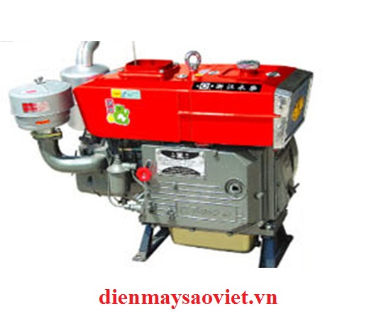 Động cơ nổ Diesel D24 làm mát bằng gió