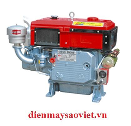 Động cơ nổ Diesel D8 làm mát bằng nước