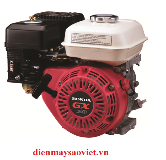 Động cơ xăng Honda GX120 (3.5HP)