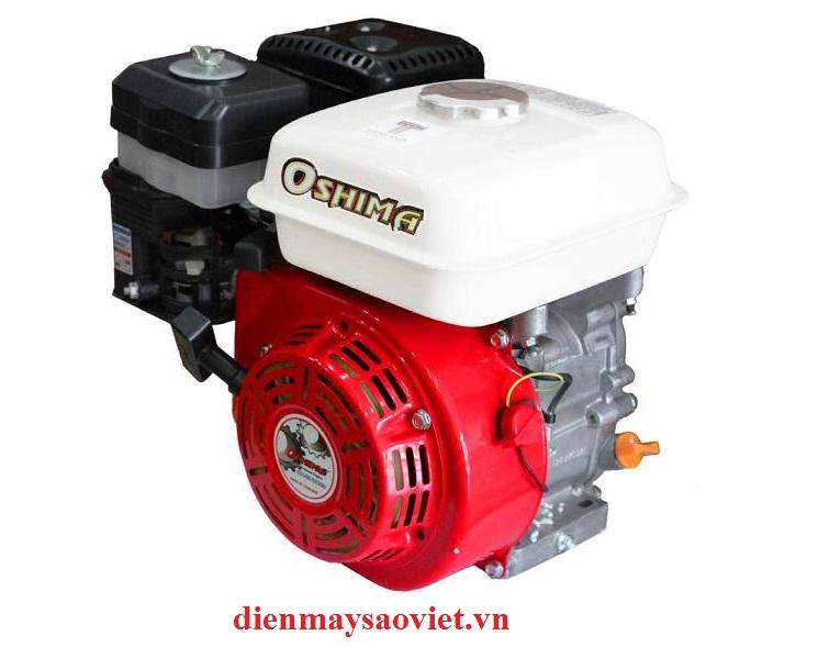Động cơ xăng Oshima New 6.5HP