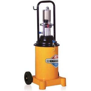 Máy bơm mỡ điện 12lít Kocu GZ-3