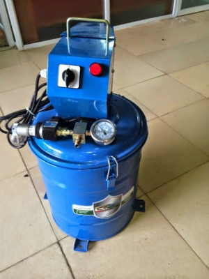 Máy bơm mỡ điện Kocu K6040