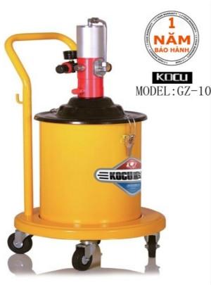 Máy bơm mỡ khí nén 20 lít Kocu GZ-10