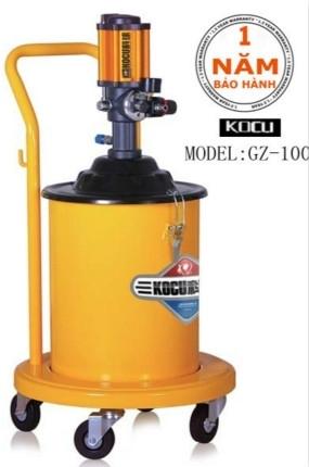Máy bơm mỡ khí nén 20 lít Kocu GZ-100 (LT100)