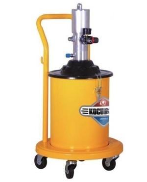 Máy bơm mỡ khí nén 20 lít Kocu GZ-150
