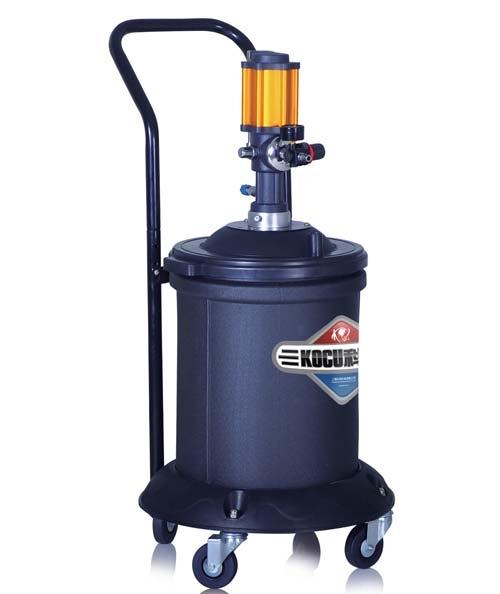 Máy bơm mỡ khí nén 30 lít Kocu GZ-200