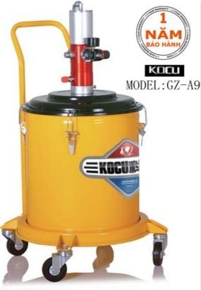 Máy bơm mỡ khí nén 30 lít Kocu GZ-A9