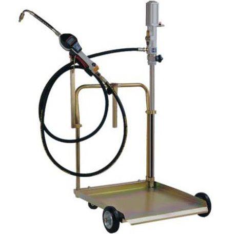 Máy bơm xăng hóa chất, bơm dầu điện 180L-200L HPMM HG-2990D