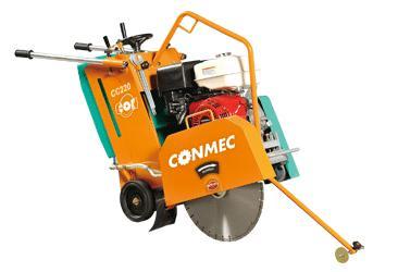 Máy cắt bê tông Conmec CC220-4 (13HP)