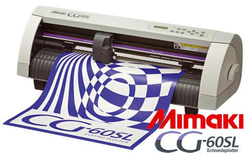 Máy cắt decal Mimaki CG-60SL