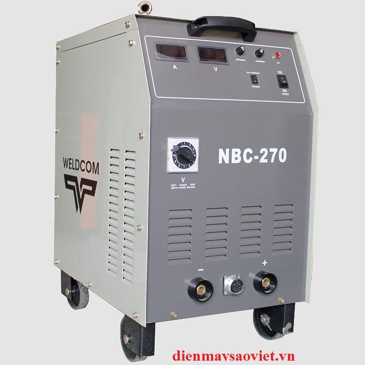 Máy hàn Mig/Mag Weldcom NBC-270
