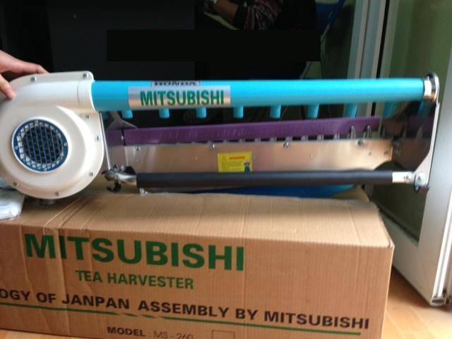 Máy hái chè Honda Mitsubishi 260