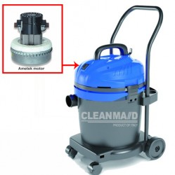 Máy hút bụi công nghiệp Clean Maid T32 Eco