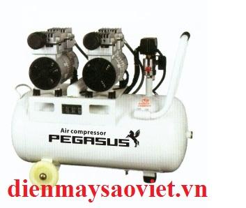 Máy nén khí không dầu giảm âm Pegasus TM-OF550-35L