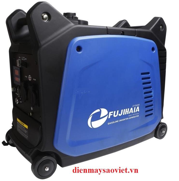 Máy phát điện Fujihaia GY2600E (2.3/2.6 KVA)