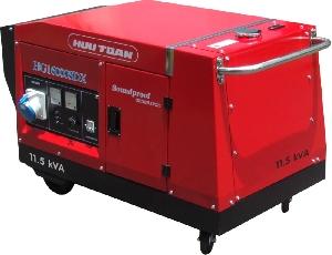 Máy phát điện Honda HG16000SDX (1pha, chống ồn)