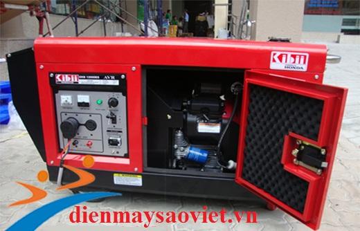 Máy phát điện Honda EKB 12000ES (vỏ chống ồn)