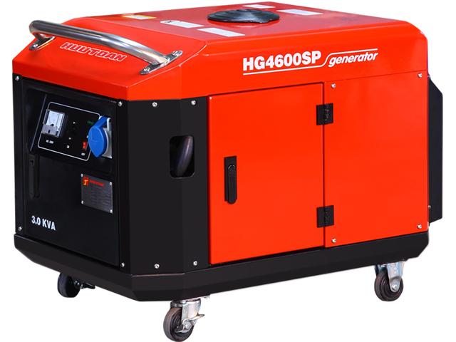 Máy phát điện Honda HG4600SP (chống ồn)