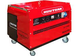 Máy phát điện Honda HG6700 (chống ồn)