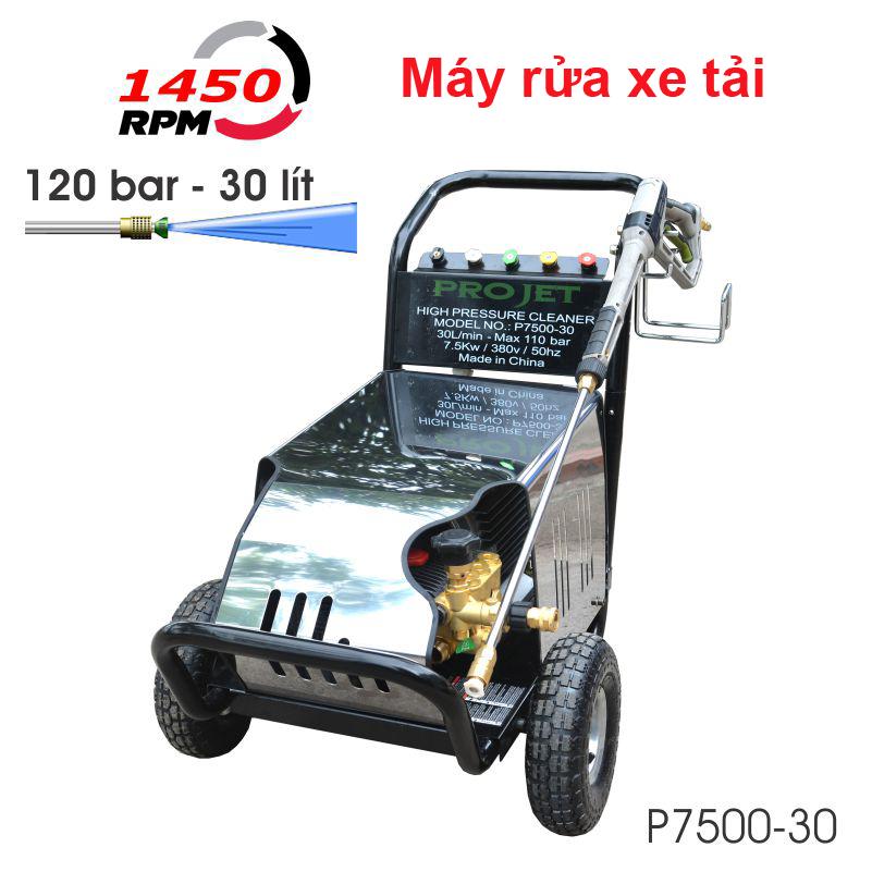 Máy rửa xe Projet P7500-30