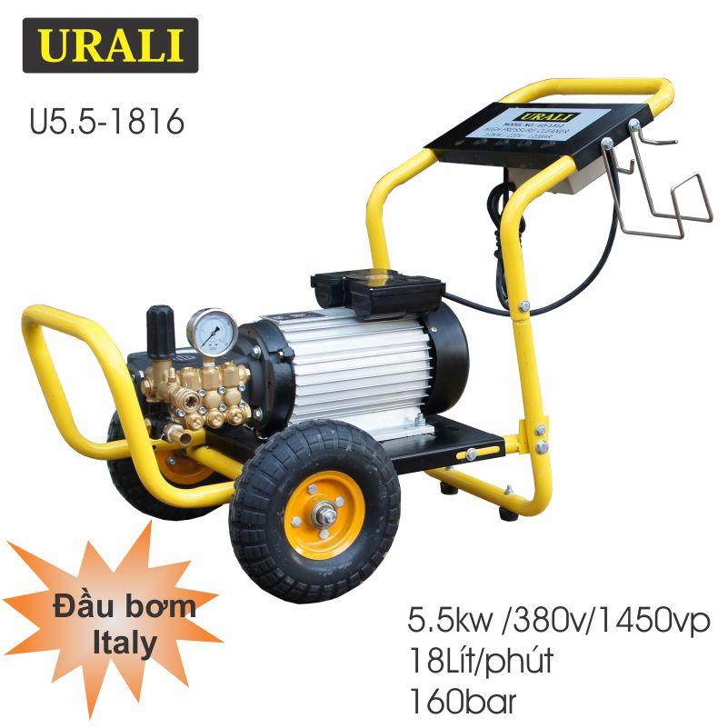 Máy rửa xe Projet URALI 5.5kw U5.5-1816