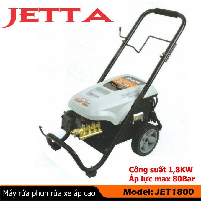 Máy rửa xe công nghiệp Jetta JET1800