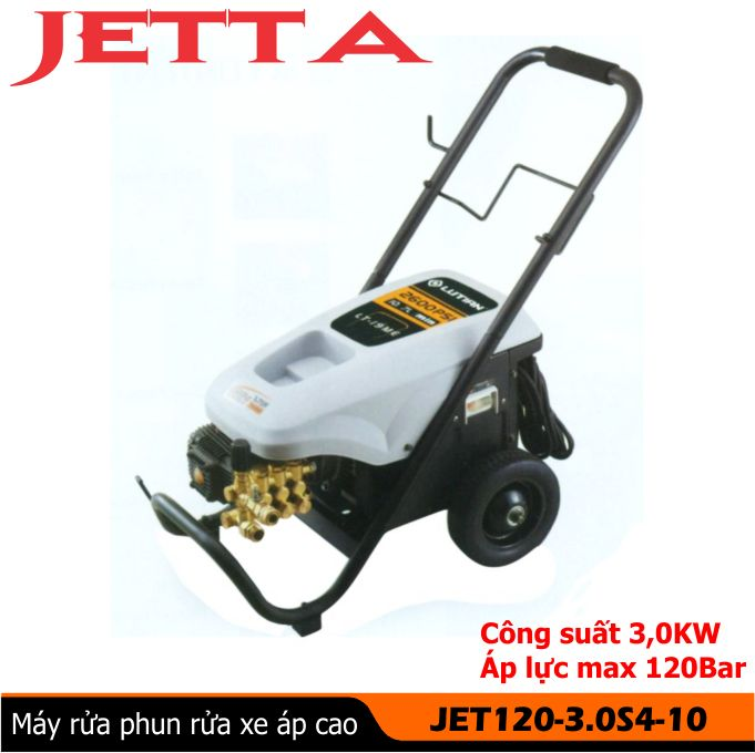 Máy rửa xe công nghiệp Jetta JET3000