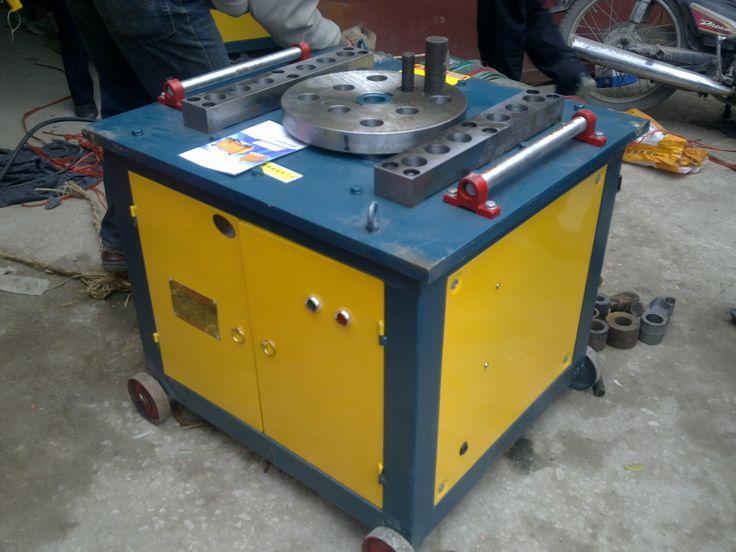 Máy uốn sắt GW40 (3kw-380v)