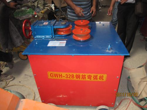 Máy uốn sắt vòng GWH-32E