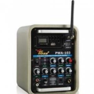 Thiết bị âm thanh Vicboss PWA-103 UB DC power : 02 CH