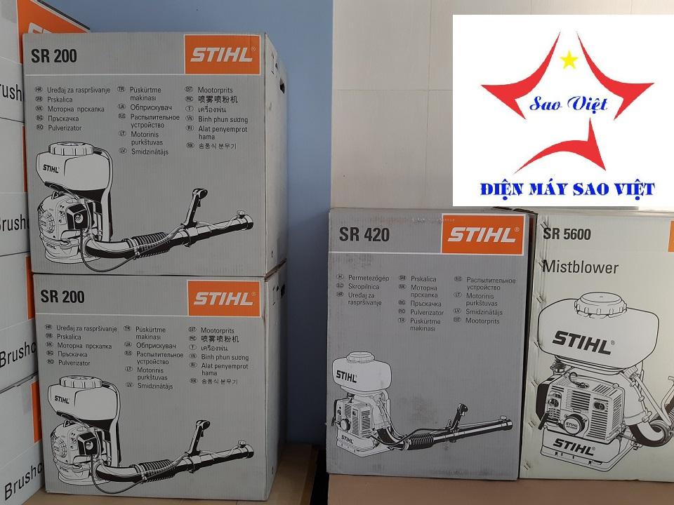 Bán Máy phun thuốc phòng dịch STIHL SR-200