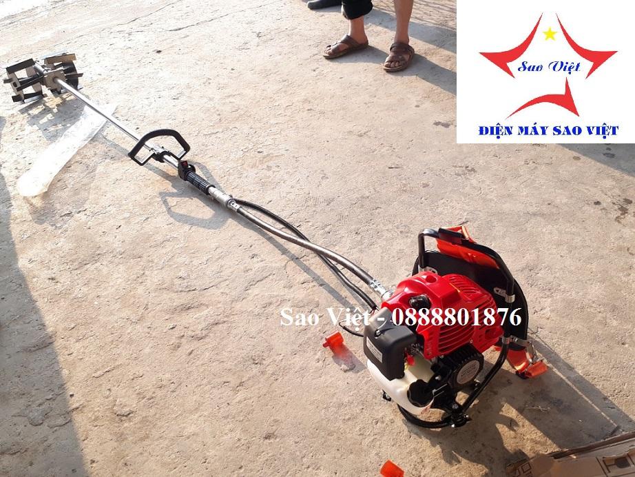 Bán máy sạc cỏ xới đất chuyên dụng Vinagreen 1E44F 2020